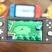 Nintendo Switch Lite Grey | Photo: Digital Trends