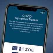 COVID Symptom Tracker App | Photo: COVID Symptom Tracker