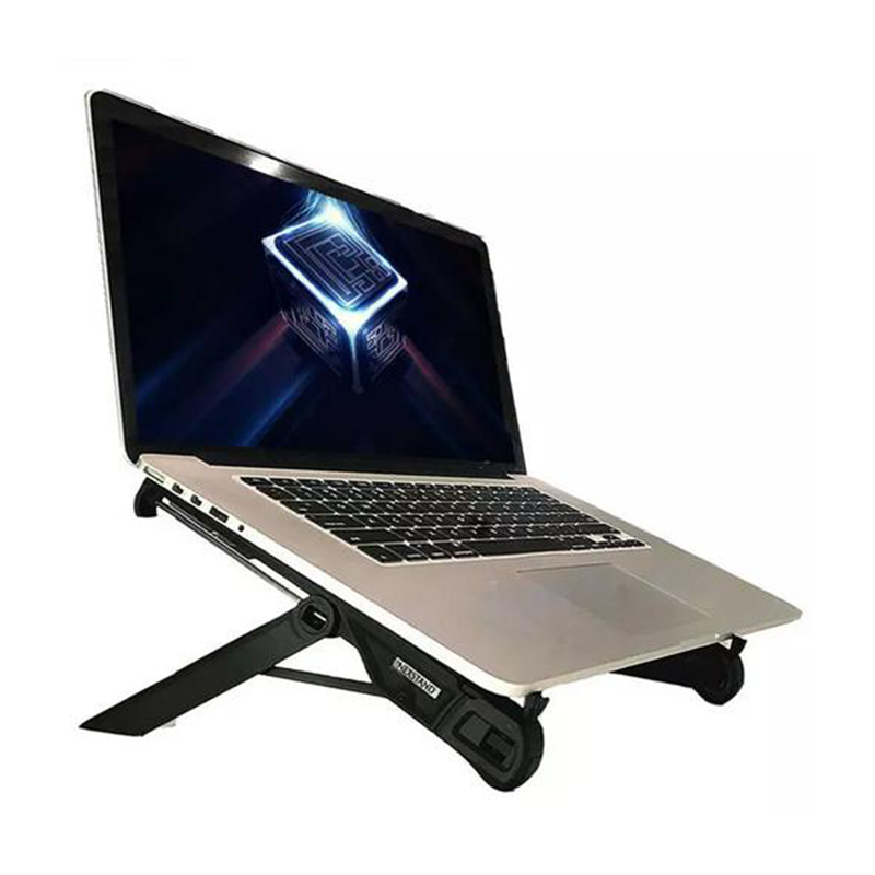 Nexstand K7 Foldable Carbon Fibre Reinforced Laptop Stand - Black