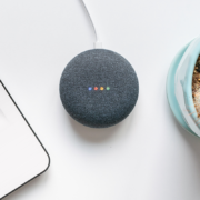 Google Home Mini Charcoal | Photo: Shutterstock