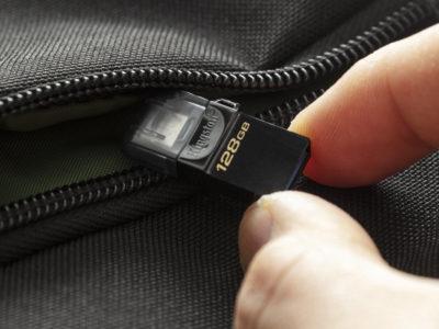 Kingston DataTraveler microDuo3 Gen2 USB Flash Drive | Photo: Kingston Technology