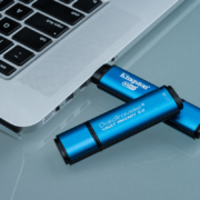 Kingston DataTraveler Vault Privacy 3.0 USB Flash Drive | Photo: Kingston