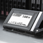 Kingston Data Center DC1000M U.2 NVMe SSD | Photo: Kingston Technology