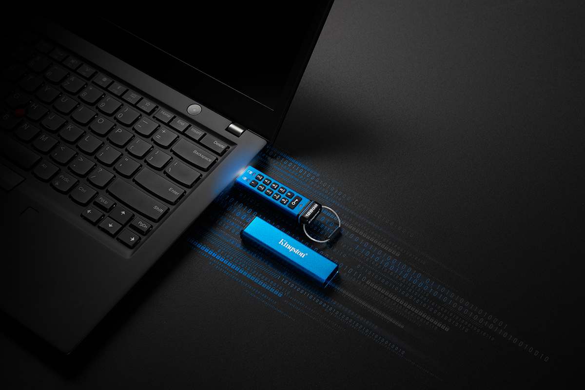 Kingston DataTraveler 2000 USB Flash Drive | Photo: Kingston Technology