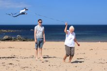 Sugar Sands Kite Flying
