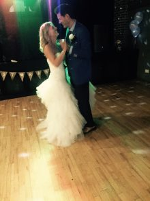 The First Dance!