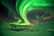Aurora Borealis-A Dream Come True