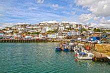 Brixham Harbour, Devon