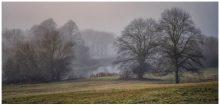 Nene Valley in Winter