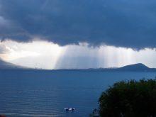 Storm at Split