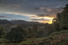 Tummel Valley Dawn