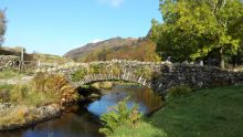 Packhorse Bridge, Lake District