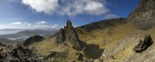 Old Man of Storr View, Skye