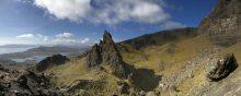 Old Man of Storr View, Skye